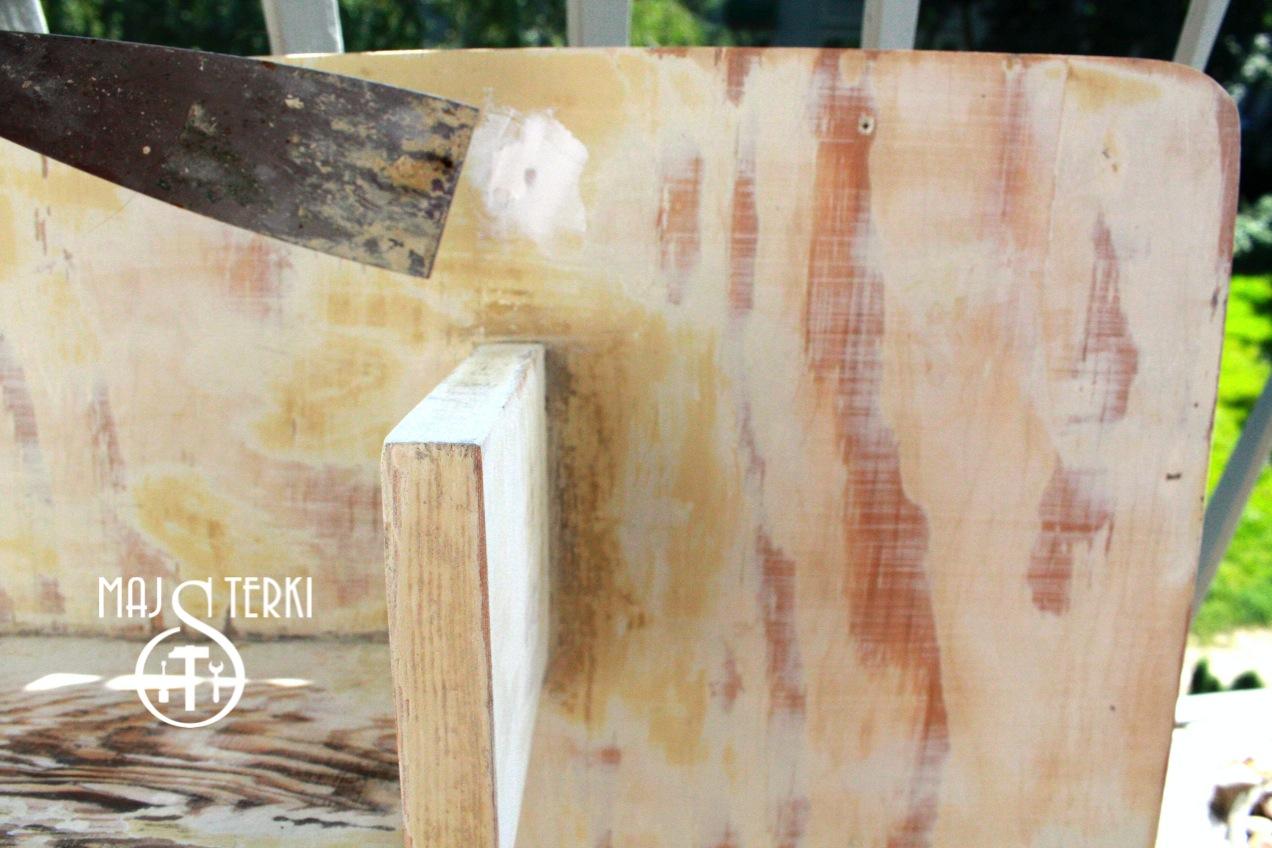 Zdób to sam: renowacja szafki majsterki