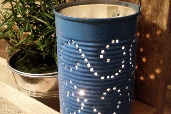 Lampion niebieski finał