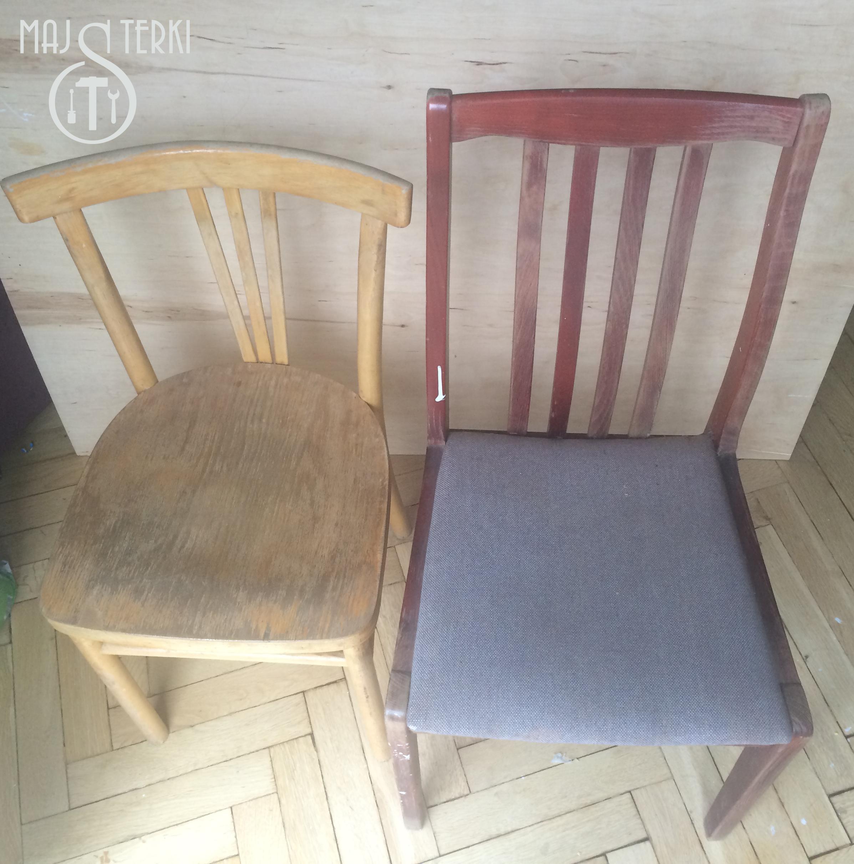 Bardzo dobra Majsterki - DIY, zrób to sam, jak to zrobić Jak odnowić stare krzesło VQ95
