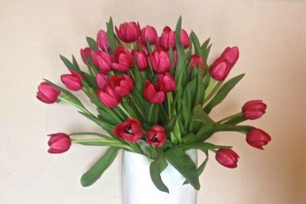 Kwiaty na Dzień Mamy