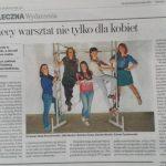 Gazeta Stołeczna o Majsterkach i Kobiecej Pracowni Rzemieślniczej