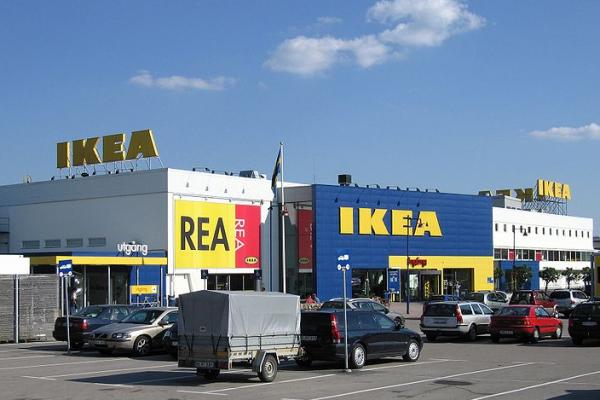 Ikea store in Älmhult, Sweden, fot. Christian Koehn