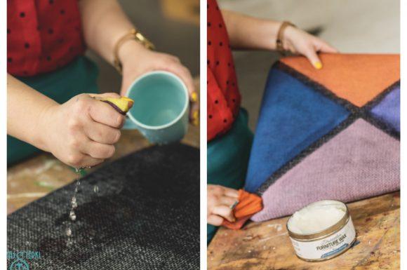 farby kredowe malowanie tkanin