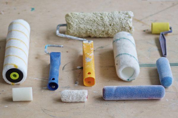 walek malowanie scian remont