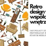 O modzie na odnawianie starych mebli podczas targów Warsaw Home