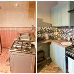 Remont kuchni w starym mieszkaniu